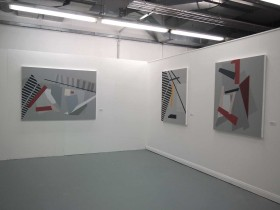 Incompatible Masters Degree show